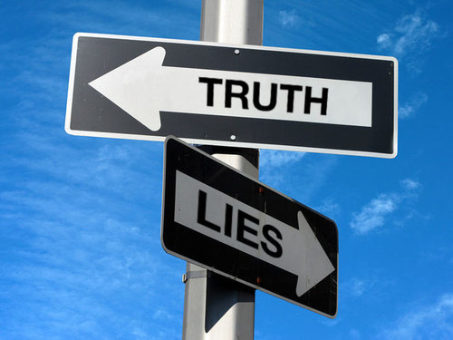 truth vs lie mexicans essay The truth about lying both men and women lie in although we're socialized from the time we can speak to believe that it's always better to tell the truth.