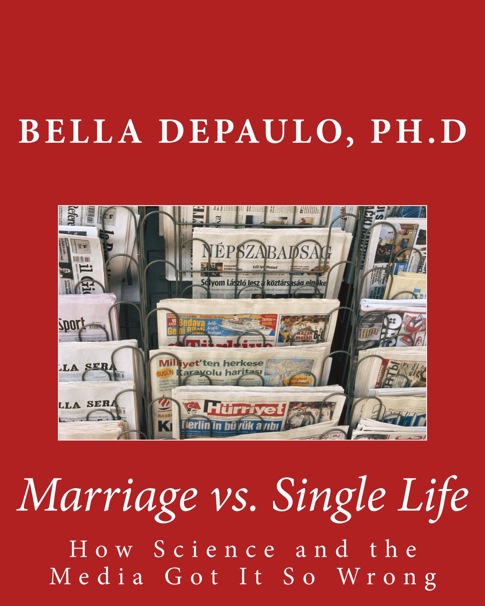 being married or being single essay Free essay: topic – married vs single life  not only that, but you are also  experiencing the feelings of being uninhabited of a single life.